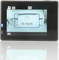 VibeX     Mini Underwater 1080p HD Cam Holder Sports & Action Camera(Black)