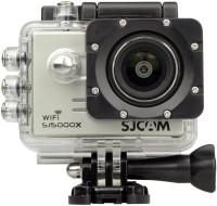 SJCAM sjcam5000x _011 Lens f= 2.99mm� Camcorder Camera(Silver)