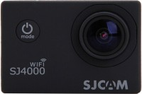 SJCAM 4000wifi_3 Sjcam sj4000 Wifi black   2Battery Sports & Action Camera(Black)