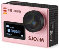 SJCAM SJ6 18-55 mm Sports & Action Camera(GOLDEN)