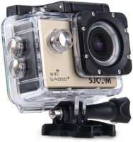 SJCAM Sjcam4000Sj_1 Sjcamj4000WifiGolden Sports & Action Camera(Gold)