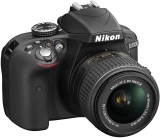 Nikon D3300 (Body with AF-S DX NIKKOR 18...