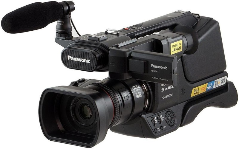 Panasonic Full HD HC-MDH2 High Definition Video Camera Camcorder Camera HC-MDH2