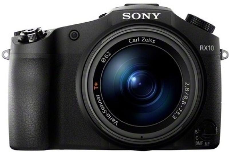 sony dsc-rx10 cybershot digital camera 20.2mp,f2.8-24-200,8gb card and case