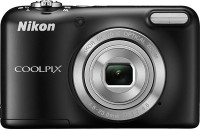 Nikon L29 Point & Shoot Camera(Black)