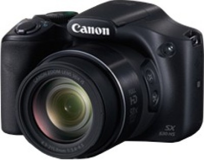 Canon SX530 HS Point & Shoot Camera(Black)