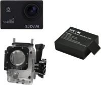 SJCAM 4000wifi_2 Sjcam sj4000 Wifi black +1Battery Sports & Action Camera(Black)