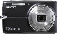 Pentax Efina Plus Point & Shoot Camera(Black)