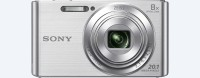 Sony DSC-W830 Point & Shoot Camera(Silver)