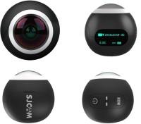 SJCAM SJ360 18-55 mm Camcorder Camera(Black)