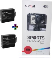 Sjcam Sjcam Sj 5000 Wifi Silver _3 Sjcam 5000 Wifi 0003 Sports & Action Camera(Silver)