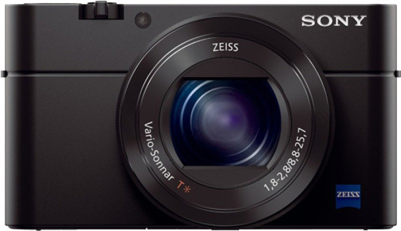 Sony DSC-RX100M3 Point & Shoot Camera(Black)