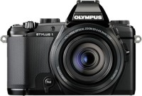 Olympus STYLUS 1 Advanced Point & Shoot Camera(Black)