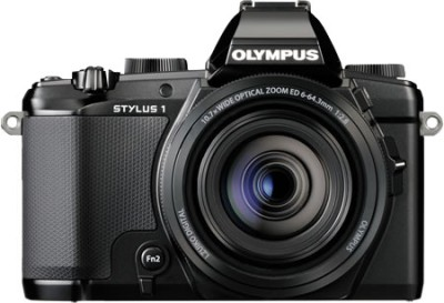 Olympus STYLUS 1 Advanced Point & Shoot Camera(Black)