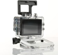 Voltegic    1.5  LCD Waterproof Cam Holder Sports & Action Camera(Black)