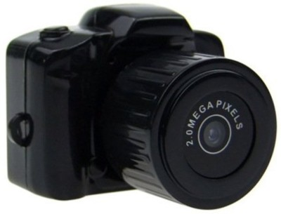 Dsantech SPY BODY WITH ACCESSORIES Camcorder Camera(Black)
