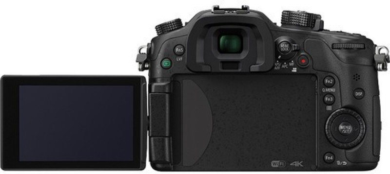 Panasonic Dmc-Gh4a(Body With 12-35mm Lens) Body With 12-35mm Lens(Black)