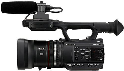 Panasonic AG-AC90AEN(Video camera) Video Camera(Black)