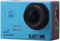 SJCAM SJ5000 WIFI Lens f  2.99mm  F  2.8 170   170  Ultra orthoscopic camera Sports & Action Camera(Blue)
