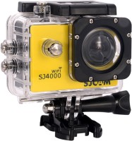 SJCAM Sjcam 4000 Sj _7 Sjcam 4000 Wifi Yellow Sports & Action Camera(Yellow)