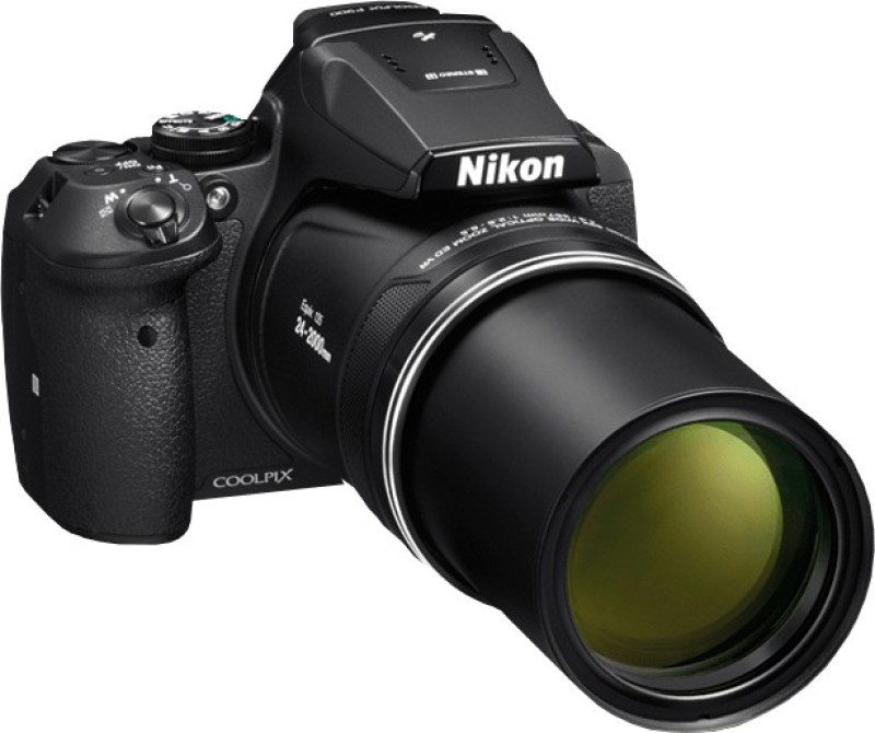 Nikon P900 Point & Shoot Camera(Black)