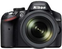 Nikon D3200 DSLR Camera (Body with AF-S 18-105 mm VR Lens)(Black)