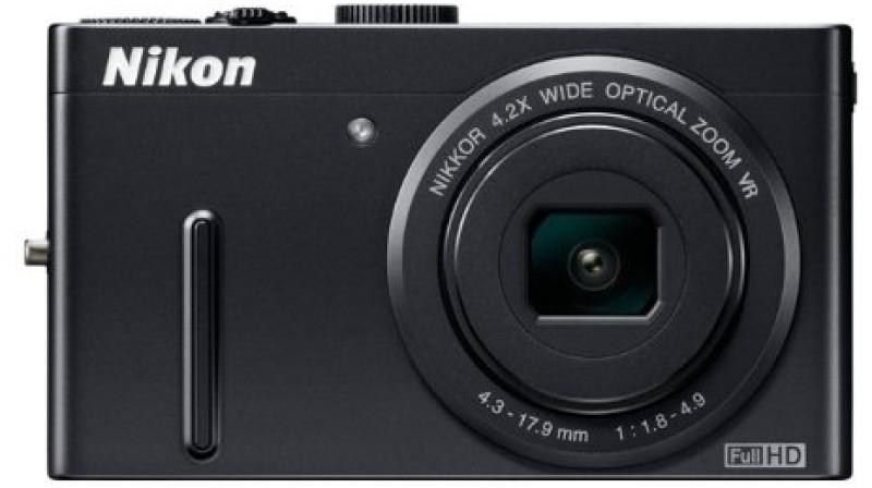 Nikon Coolpix P300 Point & Shoot Camera Coolpix P300