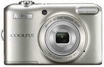 Nikon L28 Point & Shoot Camera(Silver)