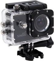 SJ Cam Sjcam4000Wifi_0001 Sjcamsj4000Wifiblack Sports & Action Camera(Black)
