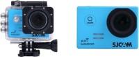 Sjcam 5000 Wifi _133 Lens f  2.99mm     Camcorder Camera(Blue)