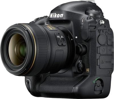 Nikon D4S DSLR Camera(Black)