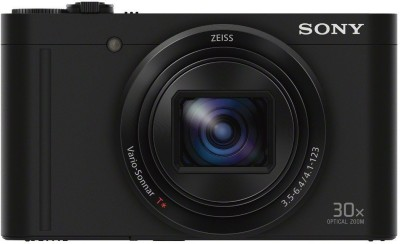 Sony DSC-WX500/BCE32 Camera Point & Shoot Camera(Black)
