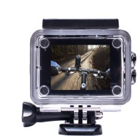 Maddcell helmet sports action cam 130 degree recording camera with all mounts Instant Camera(Black)