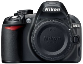 Buy Nikon D3100 SLR (Body Only) (Black)