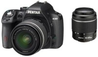 Pentax K 50 Double (DAL 18-55 mm WR   DAL 50-200 mm WR) Lens Mirrorless Camera