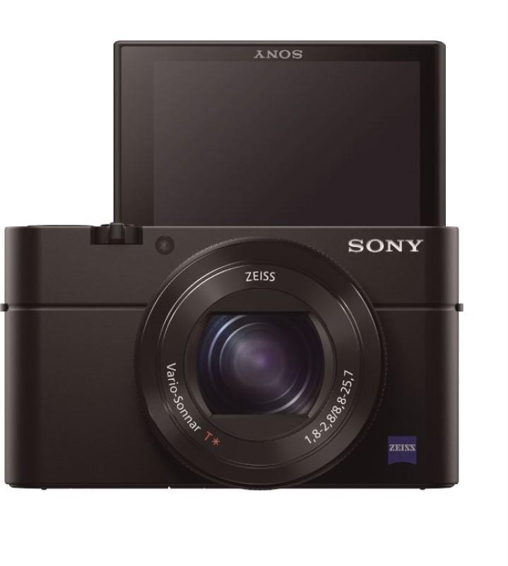 new sony cyber-shot dsc-rx100 20.2mp 3.6x exmor r cmos sensor digital camera