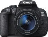 Canon EOS 700D DSLR Camera (Body with EF...