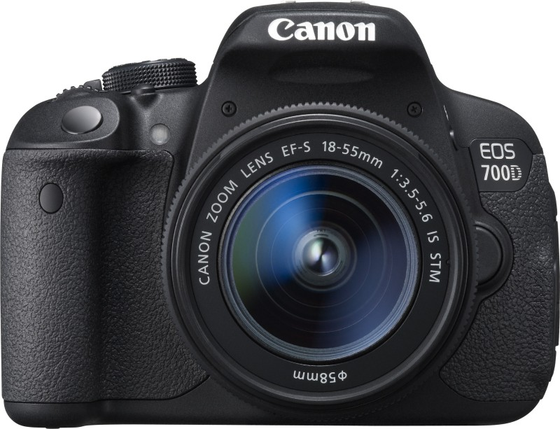 Canon EOS 700D DSLR Camera (Body with EF S18 -...