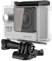 Gadget Heros GHXSC786S Body Only Sports & Action Camera(Silver)
