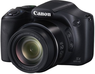 Canon PowerShot SX520 HS (With...