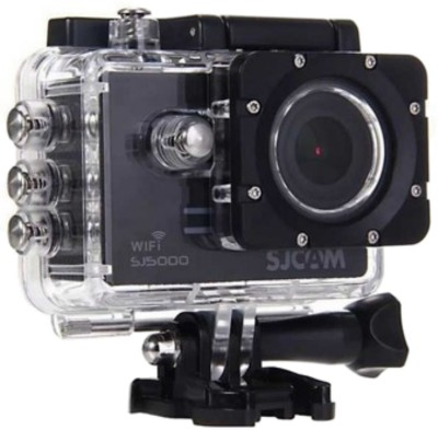 SJCAM Sjcam SJCAMSJ5000WIFIBLACK SJCAMSJ5000WIFIBLACK Sports & Action Camera