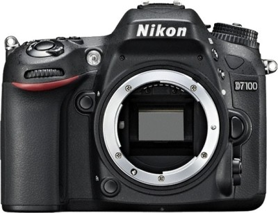 Nikon D7100 (Body with AF-S 18-105 mm VR Lens) DSLR Camera(Black)