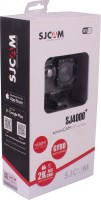 SJCAM 4000 WIFI PLUS 170 degrees A  grade HD wide angle Sports & Action Camera(Black)