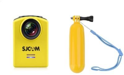 SJCAM sjcamm20 _029_Float Lens f  2.99mm     Camcorder Camera(Yellow)