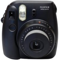 Fujifilm Instax Mini 8 Instant Camera(Black)