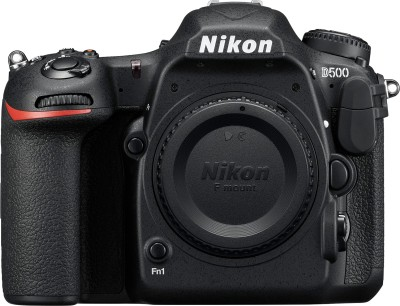 Nikon D500 (Body Only) DSLR Camera(Black)
