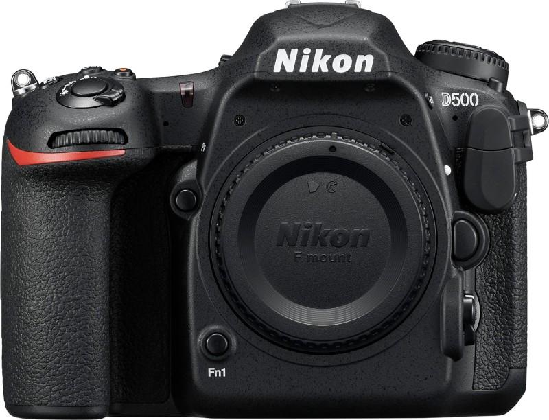 Nikon D500 (Body Only) DSLR Camera
