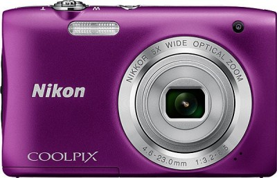 Nikon Decorative Purple S2900 Coolpix Camera Mirrorless Camera