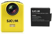 SJCAM sjcamm20 _027_Battery Lens f  2.99mm     Camcorder Camera(Yellow)