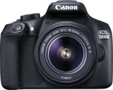 Canon EOS 1300D DSLR Camera (Body with EF-S 18 - 55 mm IS II + EF-S 55 - 250 mm F4 5.6 IS II) (Black)